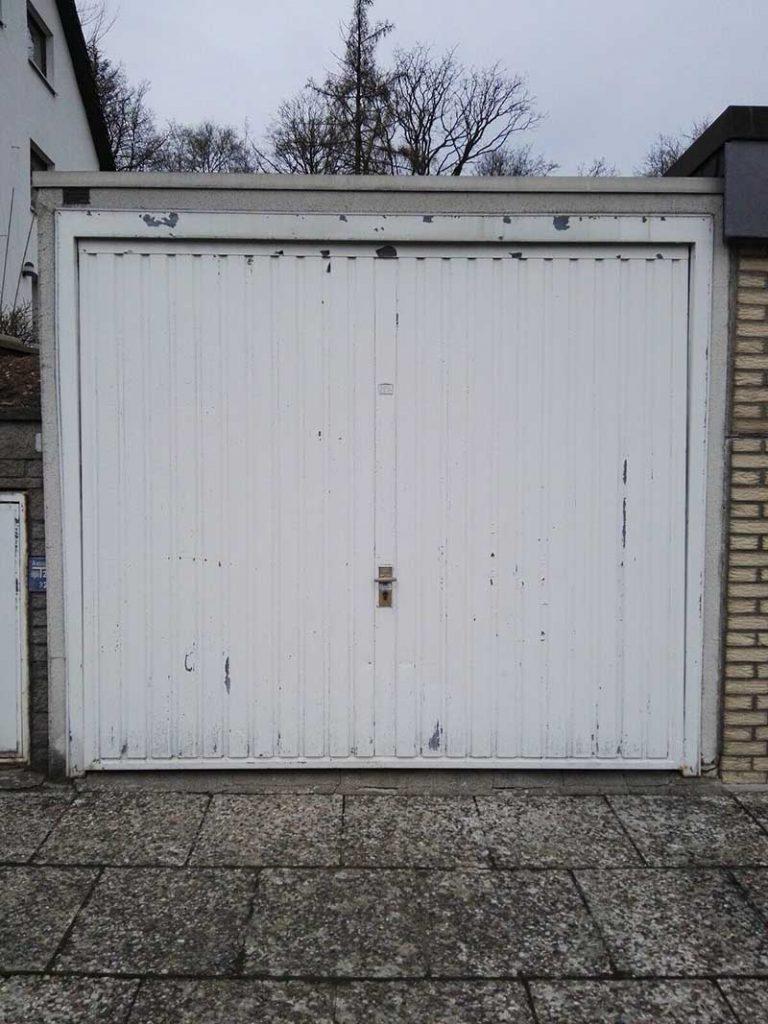 Garage verschenken